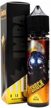 Рідина для електронних сигарет IMBA Shock 60 мл (Тютюн з горіхом і абрикосом) (IM-SH)