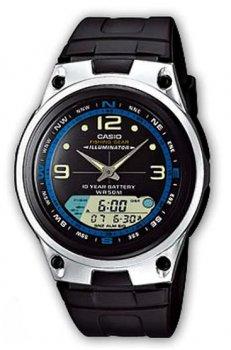 Чоловічий годинник Casio AW-82-1AVEF