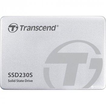 SSD накопитель TRANSCEND SSD230S 256Gb SATAIII 3D TLC (TS256GSSD230S)
