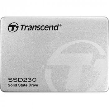 SSD накопичувач TRANSCEND SSD230S 128Gb SATAIII 3D TLC (TS128GSSD230S)
