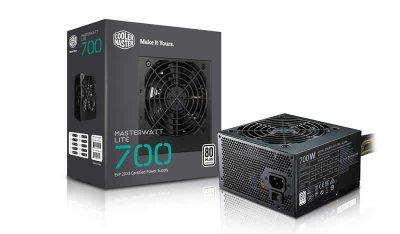 Cooler Master MasterWatt Lite 700W (MPX-7001-ACABW)
