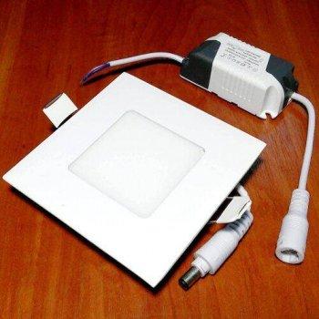 Світильник світлодіодний Biom PL-S3-3 3W 3000К