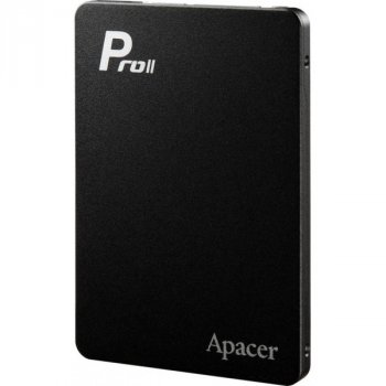 SSD накопичувач Apacer Pro II AS510S 480GB SATAIII MLC (AP480GAS510SB-1)