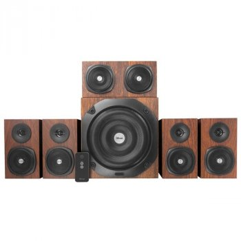 Акустика Trust Vigor 5.1 Surround Speaker System