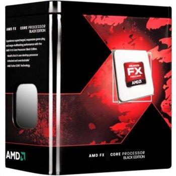 Процесор AMD X8 FX-8320 (3.5 GHz 8MB 125W AM3) Box (FD8320FRHKSBX)