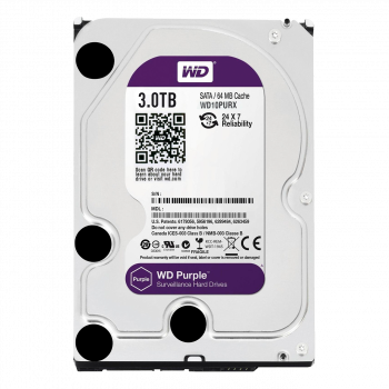 Жорсткий диск Western Digital 3TB Purple