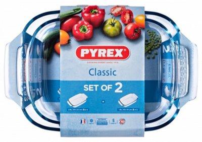 Набір форм Pyrex Classic для запікання 2 шт. (912S967)