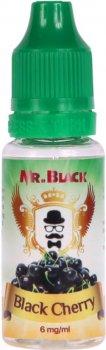 Рідина для електронних сигарет Mr.Black Black Cherry 15 мл (Ароматна вишня)