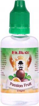 Жидкость для электронных сигарет Mr.Black Passion Fruits 0 мг 50 мл (Экзотическая маракуйя) (MR7803)