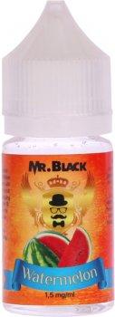 Рідина для електронних сигарет Mr.Black Watermelone 1.5 мг 30 мл (Свіжий і соковитий кавун) (MR6575)