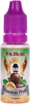 Жидкость для электронных сигарет Mr.Black Passion Fruit 15 мл (Экзотическая маракуйя)