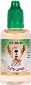 Рідина для електронних сигарет Mr.Black Toffe Cream 0 мг 50 мл (Солодкий крем Тоффі) (MR7810)
