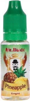 Жидкость для электронных сигарет Mr.Black Pineapple 15 мл (Спелый ананас)