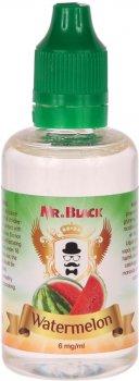 Рідина для електронних сигарет Mr.Black Watermelone 6 мг 50 мл (Свіжий і соковитий кавун) (MR6949)