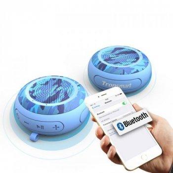 Портативна акустика Tronsmart Element Splash Bluetooth Speaker - Colourfull