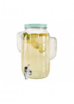 Диспенсер для напитков 4,85л Ernesto 25 х 14 х 28,5 см Прозрачный 32000000213354