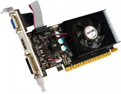 AFOX PCI-Ex GeForce GT220 1GB DDR3 (128bit) (668/1308) (DVI, VGA, HDMI) (AF220-1024D3L2)