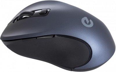 Миша Ergo M-710 WL Wireless Black/Grey