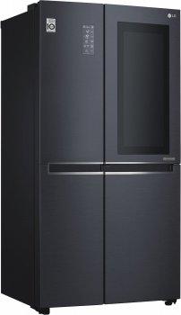 Side-by-side холодильник LG GC-Q247CBDC