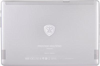 """Планшет Prestigio MultiPad PMP810EWH 10.1"""" 32Gb Silver White (F00095588)"""