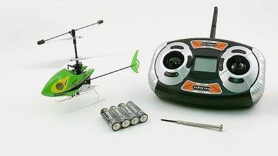 Вертолет Nine Eagles Free Spirit Micro RTF 213 мм 2,4 ГГц (NE30221024148)
