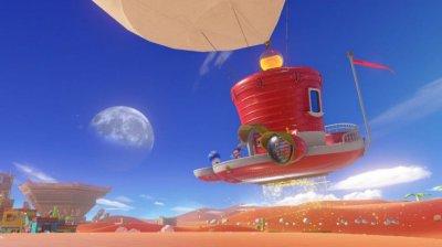 Super Mario Odyssey (ваучер на загрузку игры)