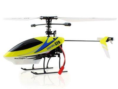 Вертолет Nine Eagles Solo Pro 328 RTF 360 мм 2,4 ГГц (NE30232824202003A (NE R/C 328A)