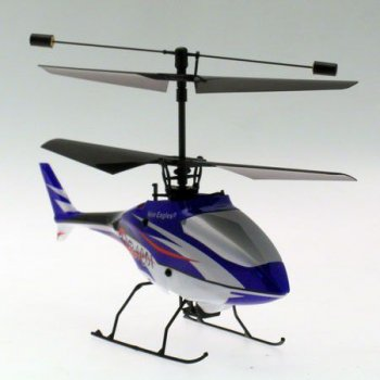 Вертолет Nine Eagles Draco RTF 213 мм 2,4 ГГц в кейсе (NE30221024206002A White-Blue)