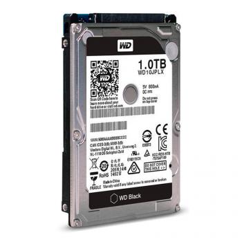 Жорсткий диск Western Digital Black 1TB 7200rpm 32MB WD10JPLX 2.5 SATA III