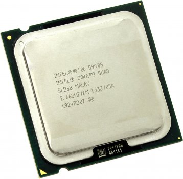 Процесор Intel Q9400 2.66 GHz 6M 95W 1333MHz (Q9400) Refurbished
