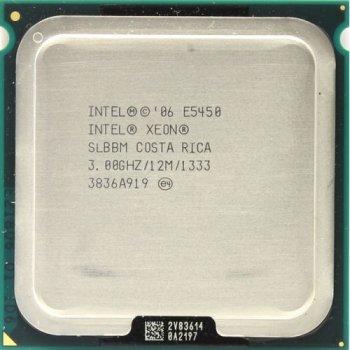 Процесор Intel E5450 3.0 GHz 4C 12M 80W (E5450) Refurbished