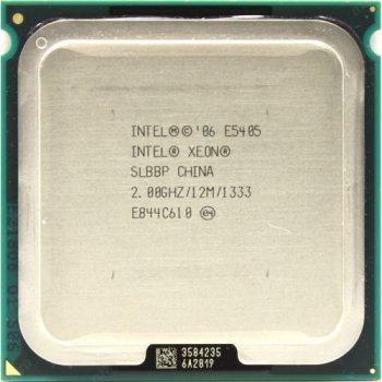 Процесор Intel E5405 2.00 GHz 4C 12M 80W (E5405) Refurbished