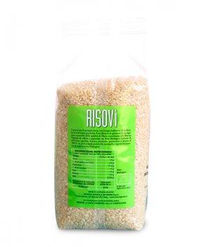 Оригинальный цельный рис Risovi 1 кг (50004)