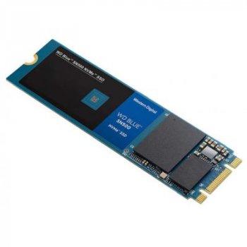 Накопитель SSD M.2 2280 250GB Western Digital (WDS250G1B0C)