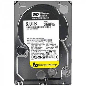 "Жесткий диск 3.5"" 3TB Western Digital (#WD3000FYYZ-FR#)"