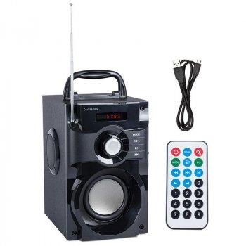 OVERMAX SOUNBEAT Bluetooth 2.0 FM MP3 USB microSD Black