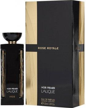 Парфюмированная вода унисекс Lalique Rose Royale 1935 100 мл (7640111501633)