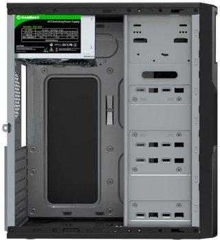 Корпус Gamemax ET-211-400W 400 Вт