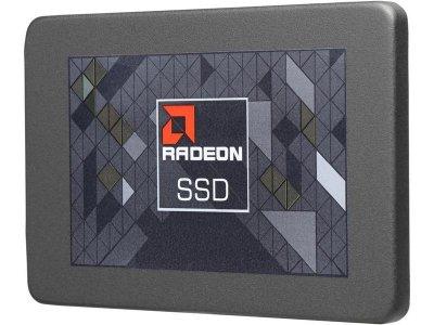 """Твердотільний диск SSD 2.5"""" 240GB AMD Radeon R5 SATA3, TLC (R5SL240G)"""