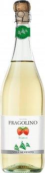 Фраголино Vele Alvento белое сладкое 7.5% 0.75 л (8008820161316)