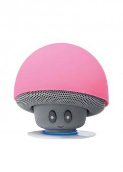 Bluetooth колонка SBPL 15 A1 Silver Crest 5,5х4см Рожевий, Сірий teh0000631