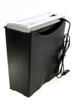 Подрібнювач документів LIDL сріблястий-чорний R2-660001_01