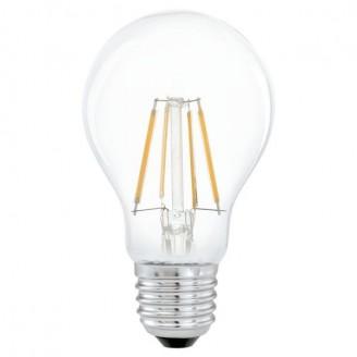 Лампа світлодіодна Eglo 11491 A60 4W 2700K 220V E27