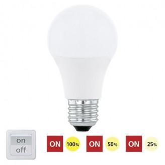 Лампа світлодіодна Eglo 11562 A60 10W 4000K 220V E27