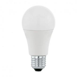 Лампа світлодіодна Eglo 11477 A60 10W 3000K 220V E27