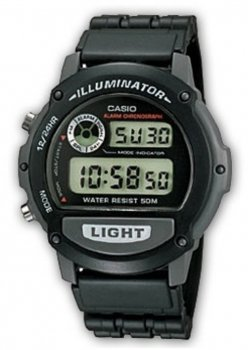Годинник CASIO W-87H-1UH