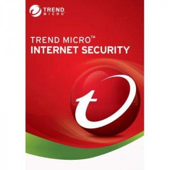 Антивірус Trend Micro Internet Security 2019 5ПК, 12 month(s), Multi Lang, Lic, Ne (TI10974203)