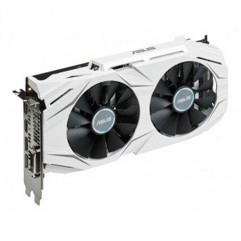 Відеокарта ASUS GeForce GTX1060 3072Mb DUAL OC (DUAL-GTX1060-O3G)