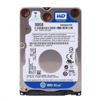 "Жорстку диск WD 2.5"" 500 GB SATA III 16MB 5400 (WD5000LPCX) Refurbished"