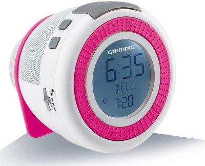 Радіогодинник Grundig (GKL0220) Pink